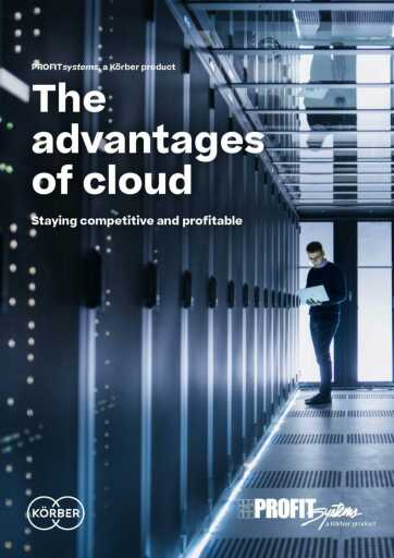 Advantages of the Cloud White Paper