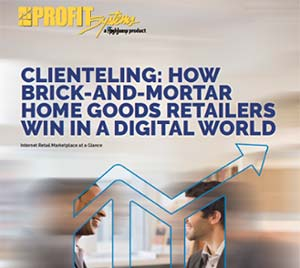 Clienteling: How Brick-and-Mortar Home Goods Retailers Win in an Ecommerce World White Paper
